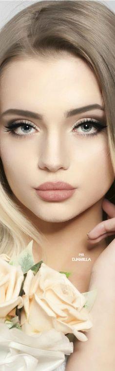 Lovely♡♡♡♡♡  Beauty | #MichaelLouis - www.MichaelLouis.com