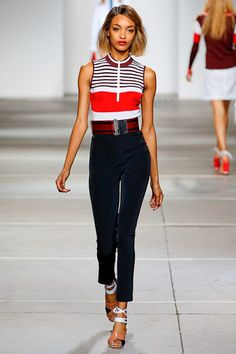 Topshop Unique Spring 2015 Ready-to-Wear - Collection - Gallery - Look 1 - Style.com