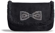 Women's Alloway Crystal Bow Clutch 	 Was: 165.00$ Now: 110.00$