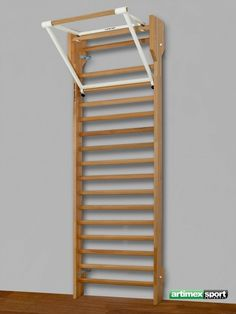 Gymnastic set (Wall bars + pull-up bars), Product code 259-F