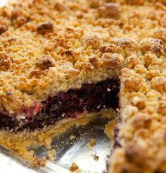SusieCakes Blueberry Crumble Pie