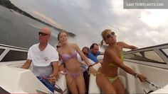 CNN video clip of people getting tossed around on a boat! SO FUNNY!