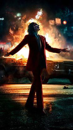 Joker 2019 Movie Poster Joaquin Phoenix HD Mobile, Smartphone and PC, Desktop. - Joker 2019 Movie Poster Joaquin P Joker Comic, Le Joker Batman, Batman Joker Wallpaper, Joker Y Harley Quinn, Joker Film, Der Joker, Joker Iphone Wallpaper, Joker Wallpapers, Joker Art
