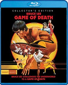 Game Of Death [Collector's Edition] [Blu-ray] Shout! Factory