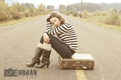 Seniors - Urban Frame Photography