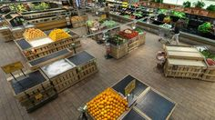 This is what your supermarket would look like if all the #bees died off.     Monsanto. Gmo