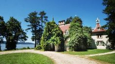 Washington Irving's Sunnyside Estate