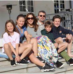 Denmark Royal Family, Danish Royal Family, Mama Mary, Princess Josephine Of Denmark, Prince Christian Of Denmark, Pictures Of Princesses, Prince Frederick, Danish Royalty, Crown Princess Mary