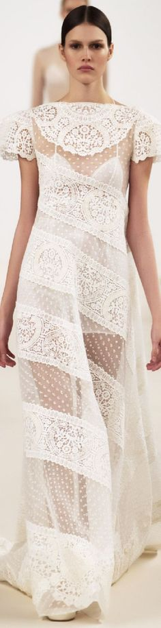 Valentino Collection Spring 2015 Couture~The Cut