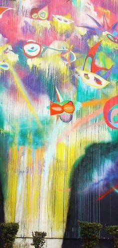 #Προσοχή στα #σύγχρονα #πολύχρωμα #προσωπεία; #Βαλκάνια #Ελλάδα #Ελλάς #Μακεδονία #Θεσσαλονίκη #απόκριες Painting, Art, Art Background, Painting Art, Kunst, Paintings, Performing Arts, Painted Canvas, Drawings