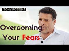 Tony Robbins - HOW TO START OVERCOMING FEAR - Tony Robbins Motivation - YouTube