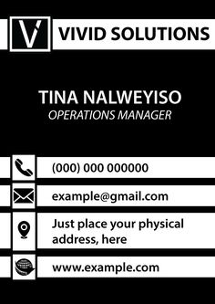 Free business card template ephix design ephix design free business card template ephix design adobe illustrator cs6 colors black white download here reheart Image collections