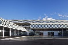 New National Archives of France by FUKSAS I Like Architecture