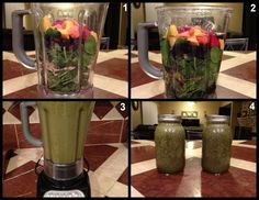 Power Green Shake - Easy and Good!