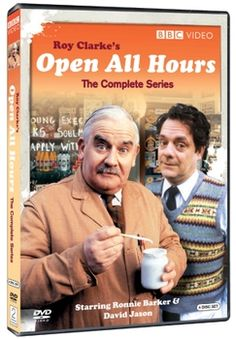 Open All Hours: The Complete Series in Holiday 2012 from BBC America Shop on shop.CatalogSpree.com, my personal digital mall.