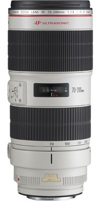 Mi objetivo Largo: Canon EF 70-200mm f/2.8L IS II USM