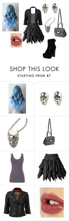 """""""Hesper, Auradon #2"""" by paisely099 ❤ liked on Polyvore featuring LeiVanKash, Alexander Wang, maurices, Superdry, Charlotte Tilbury, Chelsea Crew, women's clothing, women, female and woman"""