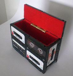 reciclar cassettes 8