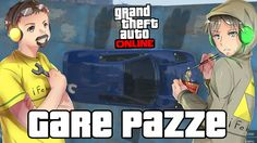 TWISTED WALLRIDE !!!: GTA 5 ONLINE [ITA] - GARE PAZZE