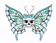 Our Website is the greatest collection of tattoos designs and artists. Find Inspirations for your next Tattoo . Search for more Butterfly Tattoo designs. Skull Butterfly Tattoo, Orchid Tattoo, Butterfly Drawing, Butterfly Tattoo Designs, Butterfly Kisses, Butterflies, Emo Tattoos, Girl Tattoos, Sleeve Tattoos