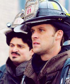 Jesse Spencer. Chicago Fire.