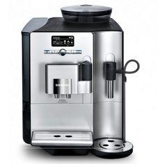 Siemens Kaffee-Vollautomat Plus Aroma Sense l, 19 bar) silber Fresh Coffee, Bar, Drip Coffee Maker, Popcorn Maker, Espresso Machine, Kitchen Appliances, Canning, Images, Cook