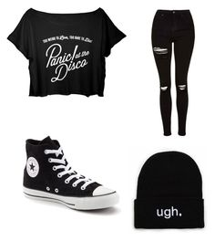 "Panic! At The Disco Concert Outfit"" by youtubian4ever ❤ liked on ..."