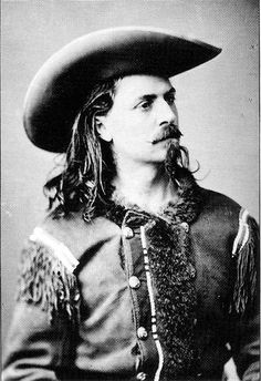 """William Frederick """"Buffalo Bill"""" Cody (1846 – 1917) was a United States soldier, bison hunter & showman. He was born in the Iowa Territory.  Buffalo Bill received the Medal of Honor in 1872 for service to the US Army as a scout. One of the most colorful figures of the American Old West, Buffalo Bill became famous for the shows he organized with cowboy themes, which he toured in Great Britain & Europe as well as the United States."""