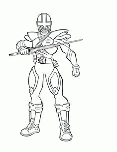 power ranger color pages | power rangers coloring pages to print