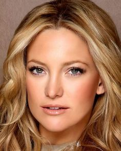 Kate Hudson Makeup - Makeup for women with thin lips.