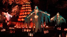 The Great Jack O'Lantern Blaze, Van Cortlandt Manor, Croton | Historic Hudson Valley