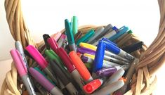 Illustrated list of Sharpie Colors. Includes Standard Sharpie Marker Colors and Limited Edition Sharpie Pen Colors. Great for adult coloring books. Sharpie Markers, Sharpies, Adult Coloring, Coloring Books, Sharpie Colors, Color Mixing Chart, Shower Rose, Hibiscus Tea, Green Banana