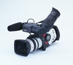 1998 XL1  Canon introduces the XL1, a video camera that allows use of interchangeable lenses for professional videographers and advanced amateurs. It becomes the prime digital video camcorder of NASA and subsequently travels to outer space on the Space Shuttle.