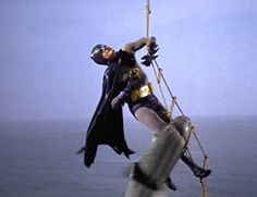 The Definitive Ranking Of Robin's 359 Exclamations From 'Batman'... Holy Hot Feet!