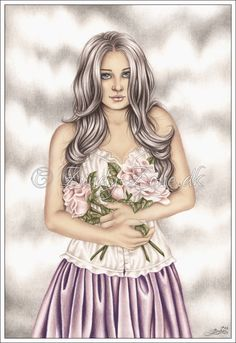Vintage Rose by Zindy on deviantART