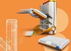 Igglu Modular PC Concept