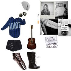 Let the music consume your soul by jayden-kurtz on Polyvore featuring polyvore, fashion, style and UGG Australia