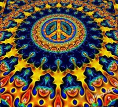 Absolutely Marvelous Peace Art. This is for my beautiful daughter Ashlie Terry!