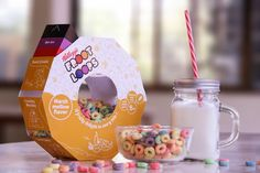 Frootloops (Student Project) on Packaging of the World - Creative Package Design Gallery