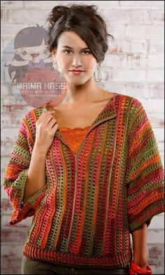 Camille Top - This is a free #crochet pattern. by cmalone217