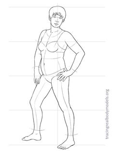 Darling, Rosa, and Thémi, 17 new full-size templates to trace and dress Fashion Sketch Template, Fashion Figure Templates, Fashion Design Template, Design Templates, Human Drawing Reference, Illustrator, Fashion Business, Real Bodies, Cartoon Sketches