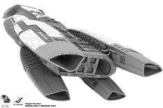 BattleStar Galactica View 8