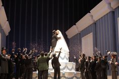 La Cenerentola - A scene from Act II, photo by Ken Howard