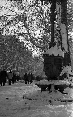 J.M. AGuirre. Aquella nevada de la Navidad de 1962
