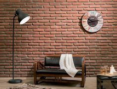 Rosso Brick Slips from the Vitruvian Range
