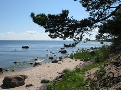 off the coast of Tallinn, Naissaar Island is one of Estonia's most unspoilt nature parks