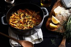 One-Pot Penne With Sausage, Pumpkin, and Fennel recipe on Food52