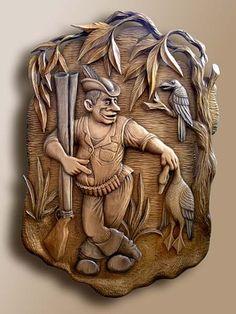 arte em madeira - Pesquisa Google