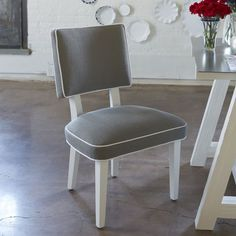 Como Side Chair  | Crate and Barrel