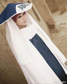 #kumaqi #gaara #cosplay